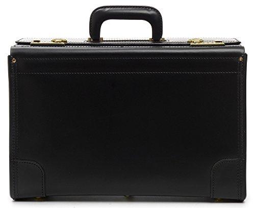 korchmar-workhorse-18-leather-locking-catalog-case-black