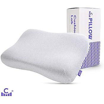 Amazon Com Cushion Lab Soft Feel Cooling Gel Memory Foam
