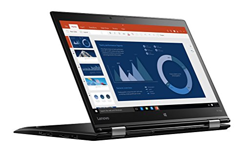 Lenovo ThinkPad X1 Yoga 14″ Touchscreen 2 in 1 Ultrabook – Intel Core i7 (6th Gen) i7-6600U Dual-core (2 Core) 2.60 GHz – 16 GB LPDDR3 – 512 GB SSD – Windows 10 Pro 64-bit (English) – 2560 x 1440