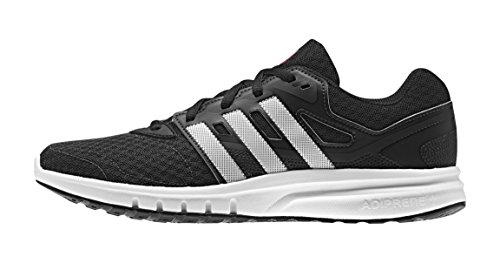 adidas Galaxy 2 W- Zapatillas de Running, Mujer Negro (Negbas / Ftwbla / Eqtros)