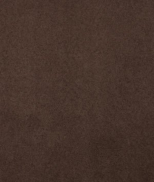 Upholstery Fabric Chocolate - Chocolate Brown Microsuede Fabric - by the Yard