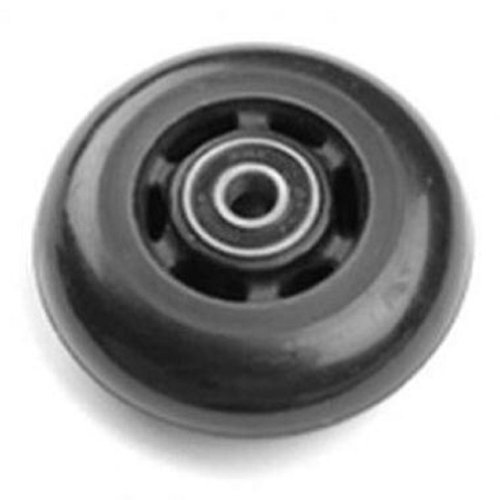 3'' X 1'', 5/16'' Precision Bearing Caster Tire for Powerchair Wheelchair by tag