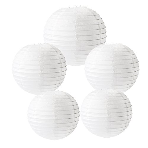 8inch-Paper-Lantern-Colorful-Round-Paper-Lamps-Set-for-Wedding-Birthday-Party-Garden-Decoration-white-Pack-of-5