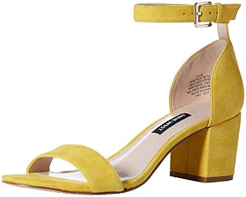 Nine West Women's Frostbite Suede Heeled Shoes Sandal B074NK32QG Shoes Heeled 640faa