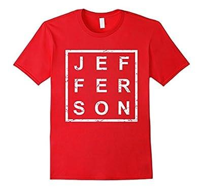 Stylish Jefferson T-Shirt