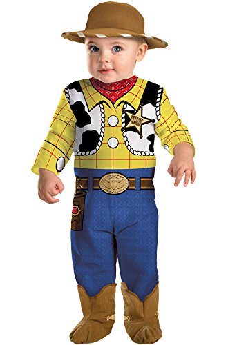 Toy Story And Beyond! Woody Classic Costumes (Disguise Disney Pixar Toy Story Costume Woody, Multi, 12-18 months)