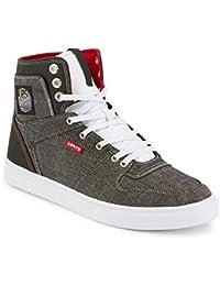 Mens Mason Hi 90S Fashion Hightop Sneaker Shoe
