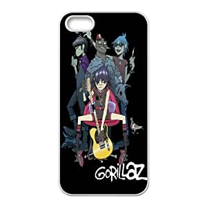 Generic Case Gorillaz Band For iPhone 5, 5S Z7AS118533