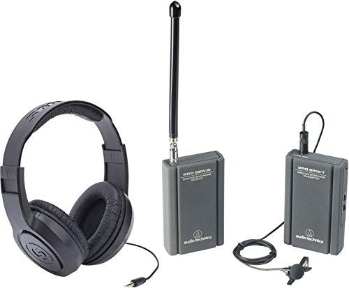 Audio Technica W88-68-830 PRO88W Wireless System w/ Headphones by Audio-Technica