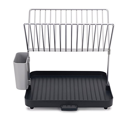 Joseph Joseph 85084 Y-Rack Dish Rack and Drain Board Set wit