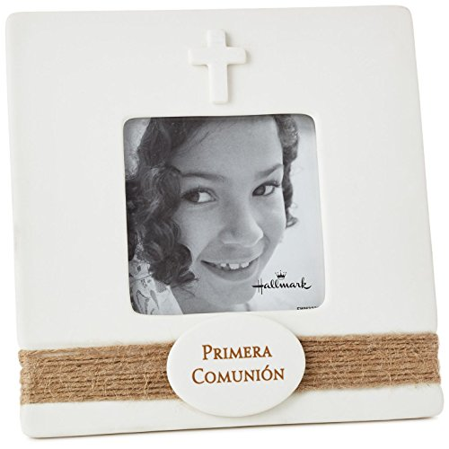 Hallmark First Holy Communion Spanish Picture Frame, 3x3 by HMK