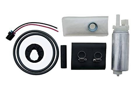 HFP-367 Intank Replacement Fuel Pump Kit with Strainer - Replaces AC Delco EP381 - Delphi Cadillac Fuel Pump