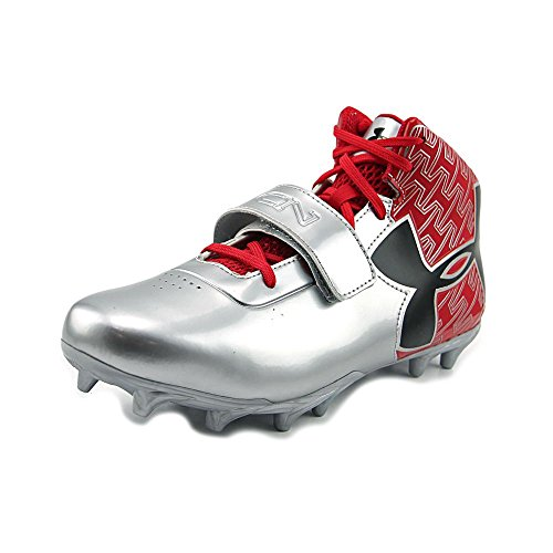 Under Armour C1N Mid D Football Cleats Zapatos Deportivos