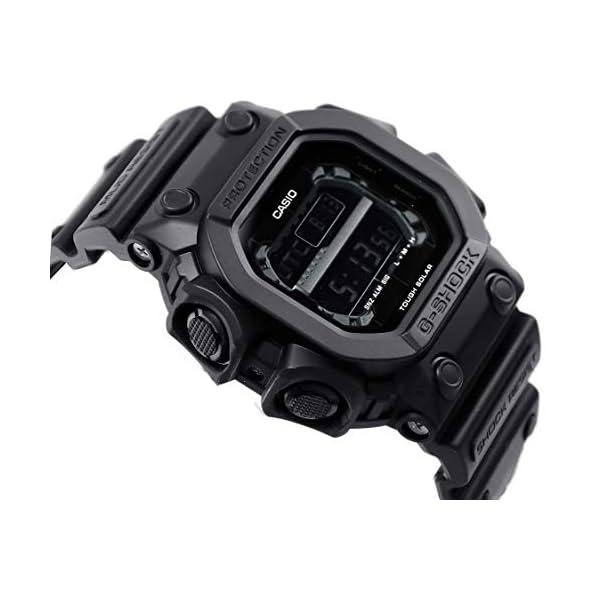 Casio G-SHOCK Reloj Digital, Reloj radiocontrolado y solar, 20 BAR, Negro, para Hombre, GX-56BB-1ER 5