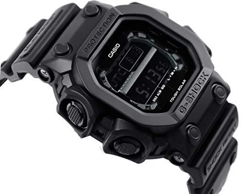 Casio G-SHOCK Homme Digital Quartz Montre avec Bracelet en Résine GX-56BB-1ER