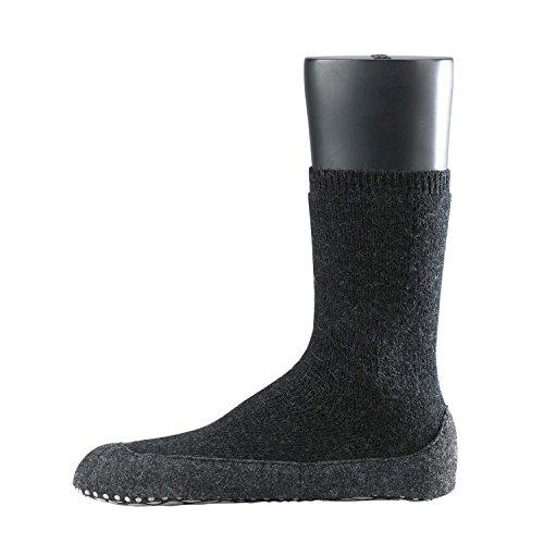Falke 16560 Cosyshoe Socke - Calcetines cortos para hombre Anthrazit/Melange