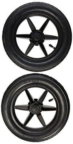 Active Wheel (Mountain Buggy Active to Urban Wheel Package for Terrain, Black)