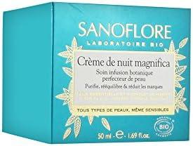 Sanoflore Magnifica crema nocturna 50 ml