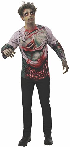 Rubie's Men's Standard Zombie, as as Shown, Extra-Large -