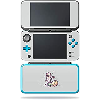 MightySkins Skin Compatible with Nintendo New 2DS XL - 420 Zombie | Protective, Durable, and Unique Vinyl Decal wrap Cover | Easy to Apply, Remove, and Change Styles | Made in The USA