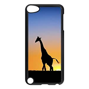 Unique Giraffe Design Hard Cover Case For iPod Touch 5th Generation