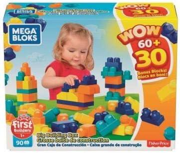Fisher Price Gran Caja DE CONSTRUCCION: Amazon.es: Juguetes y juegos