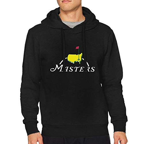 Masters Tournament Augusta National Golf Men Sweatshirt Black