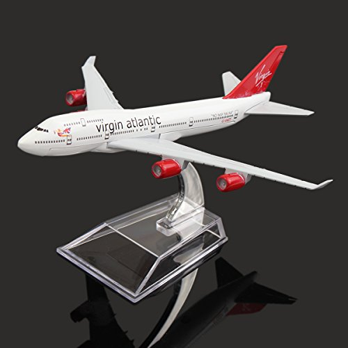 16cm-metal-plane-model-aircraft-b747-virgin-atlantic-aeroplane-scale-desk-toy