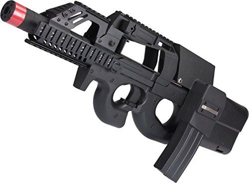 Evike - Custom Build Terminator Custom Full Size Airsoft AEG w/Box Mag & RIS