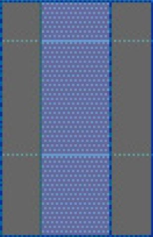 Medline DYNJP2320 Sterile Reinforced Surgical Table Covers (Case of 22)