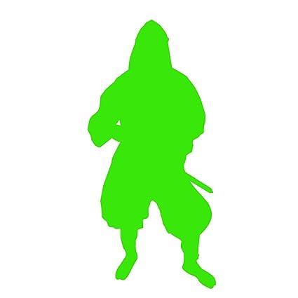 Amazon.com: Auto Vynamics NINJA-CHAR04-3-GLGRN - Gloss Lime ...