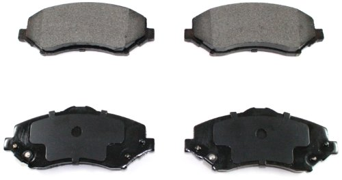 DuraGo BP1273 MS Front Semi-Metallic Brake Pad