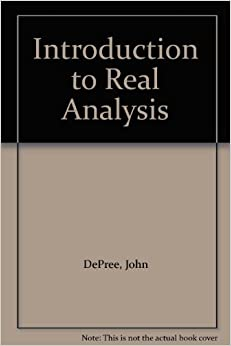 Book Introduction to Real Analysis