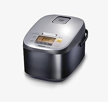Panasonic SR-ZX185 10 Cup Rice Cooker (Black)