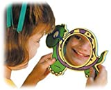 Animal Foam Mirrors Therapy Tool - Super Duper Fun Educational Toy for Kids