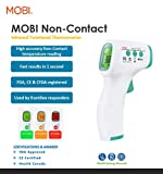 MOBI Non-Contact Forehead Digital Thermometer with