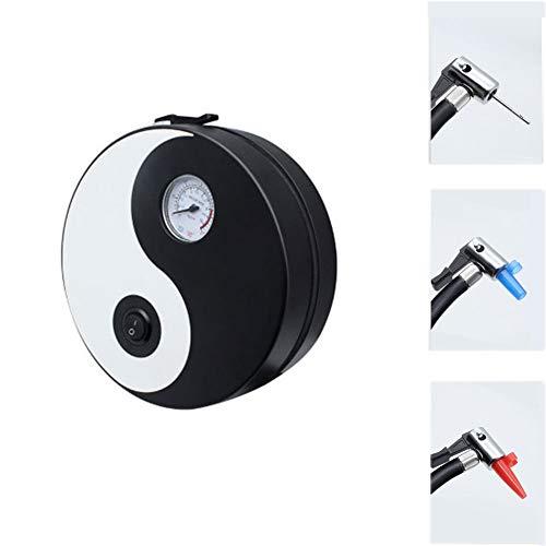 Bomba de Aire del Coche Tai Chi 19 Cilindro Digital Preset neumático Inflador Compresor Bomba de neumático Lámpara...