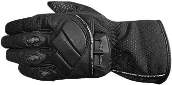 Roleff Racewear 903 RO 90 Leather//Textile Glove M Black