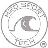 H2O Sport Tech Swim Shirt - Short Sleeve Royal