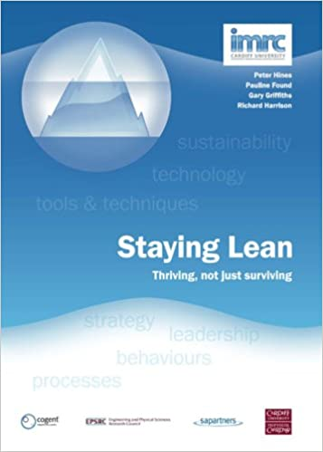 Staying Lean Thriving, Not Just Surviving.