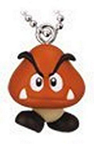Takara Tomy Super Mario Gashapon Mini Figure Keychain - 1