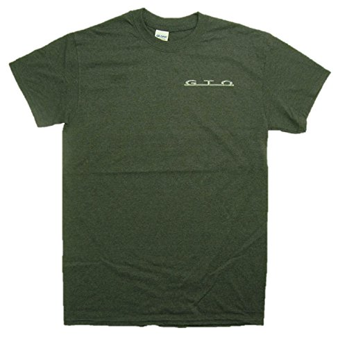 Joe Blow Pontiac Gto 50Th Anniversary T Shirt  X Large  Tweed
