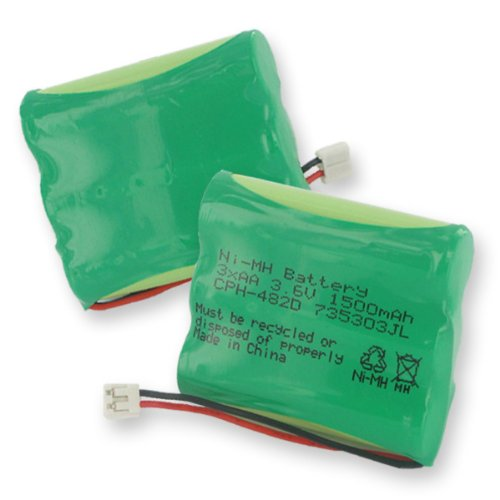 Replacement Battery For 1X3AA WITH D CONNECTOR - NiMH 1500mAh (1x3aa/d Connector)