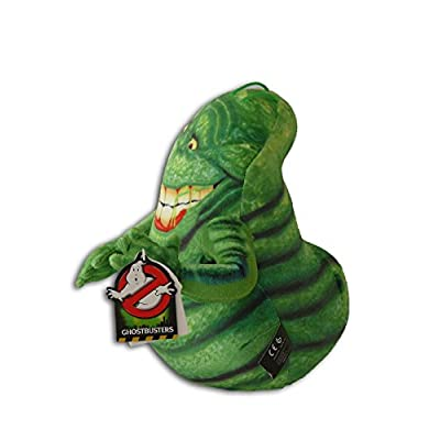 Ghostbusters 16cm Smiley Slimer Plush Figure Soft Toy: Toys & Games