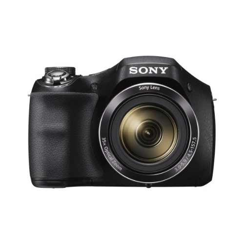 UPC 060739021592, Sony Cyber-shot H300 20.1MP 35x Optical Zoom Digital Camera w/ 8GB SD Card