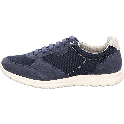 Blau Geox Geox Sneaker Uomo Sneaker Uomo 6vmgY7Ibfy