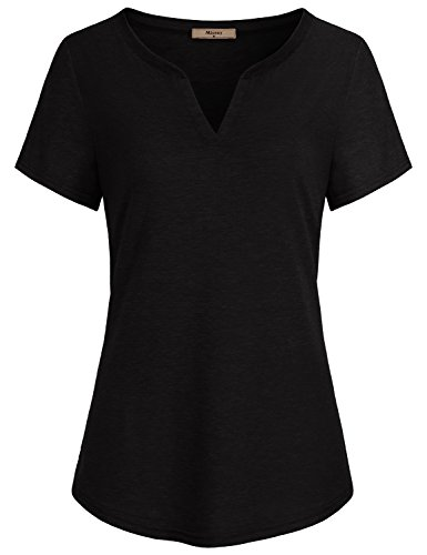Miusey Womens Short Sleeve Casual product image