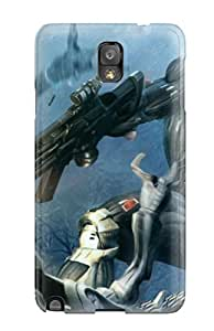 Best Crysis Durable Galaxy Note 3 Tpu Flexible Soft Case 7208177K82096952