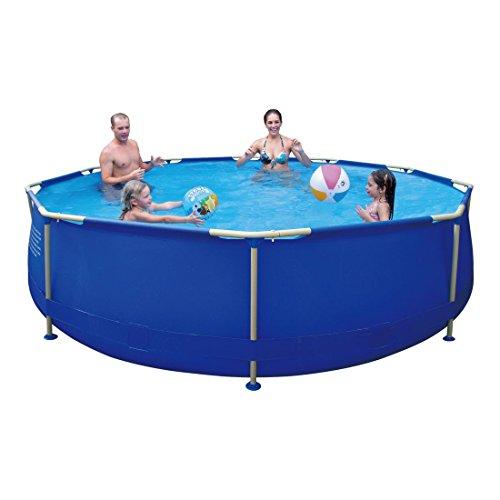 Jilong-JL017236N-P41-Stahlrahmenbecken-runder-Pool-Durchmesser-360-x-76-cm-Sirocco-blau