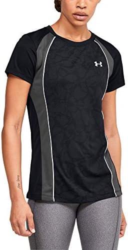Marron 1351087-270 Under Armour T-shirt femme-Tech SSC